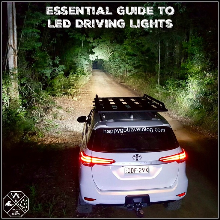 Essential Guide To LED Driving Lights - What You Need To Know